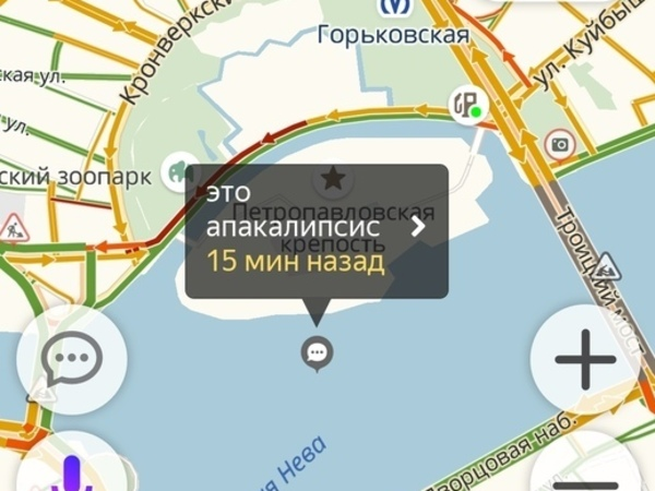 «Не переживай, друг, твой босс тоже где-то здесь». Мосты в Петербурге свели, но пробки только выросли