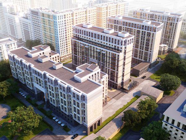 Редевелопмент территории Петмола в Адмиралтейском районе завершат к 2022 году