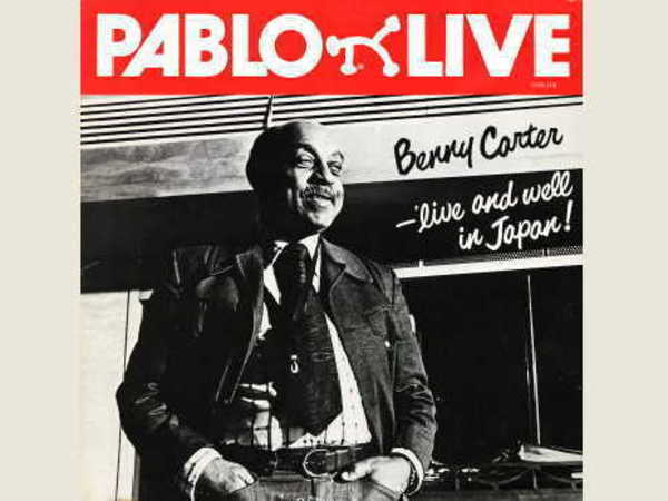 Benny Carter – Live And Well In Japan!