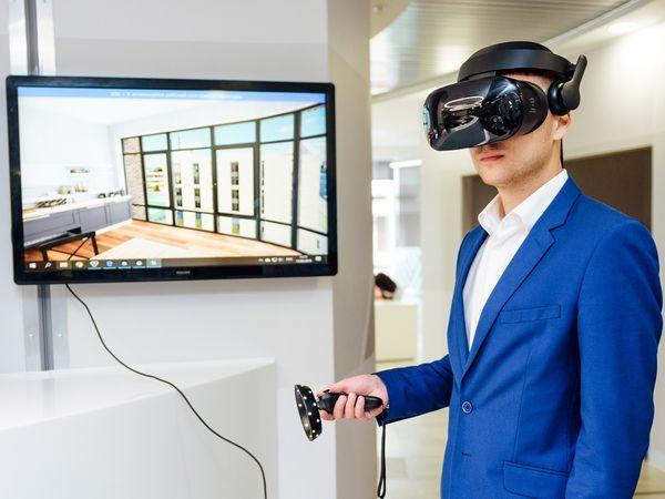 Группа «Эталон» презентовала уникальный VR-тур