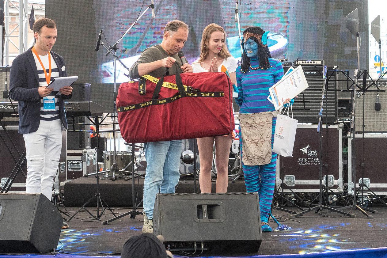 Участвуй в фестивале «Фонтанка-SUP», выигрывай призы! (Иллюстрация 1 из 1) (Фото: