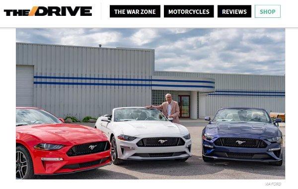 Скриншот с www.thedrive.com