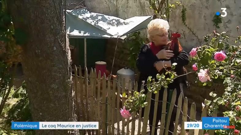 кадр из видео/France 3 Nouvelle-Aquitaine/YouTube