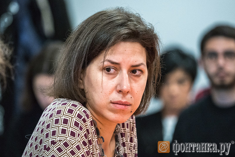 Мария Элькина