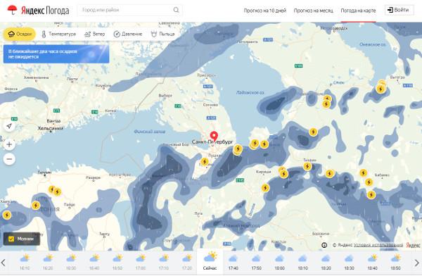 Для перехода в интерактивный режим «Яндекс.Карт» кликните мышкой.