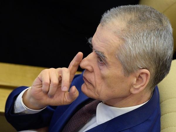 «Нам стыдно не будет». Путин не хочет наказывать Грузию, а Онищенко - против