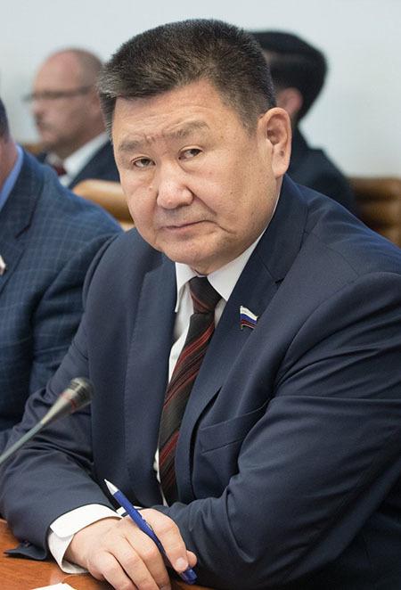 Вячеслав Мархаев//пресс-служба Совета Федерации