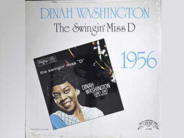 Dinah Washington With Quincy Jones And His Orchestra – The Swingin' Miss «D»
