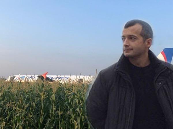 «Правее, на солнце, вдоль рядов кукурузы»: как пилот с петербургским дипломом спас 234 жизни в поле под Москвой