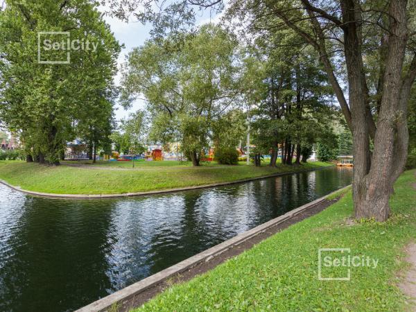 От Сосновки до Новознаменки: дома у петербургских парков