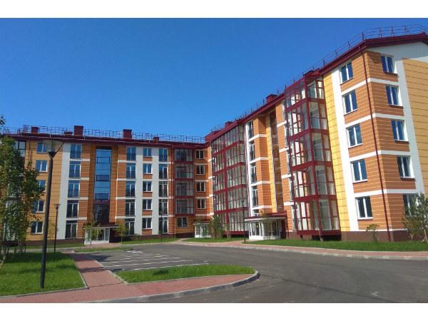 Сказочные квартиры на «Царскосельских холмах» встречают новосёлов
