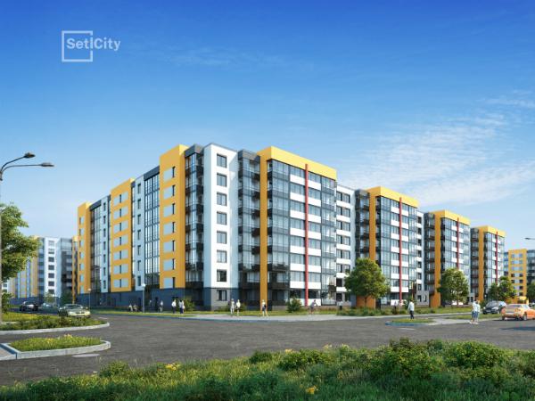 «Петербургская Недвижимость» открыла продажи новых парковочных мест в ЖК «Солнечный город»