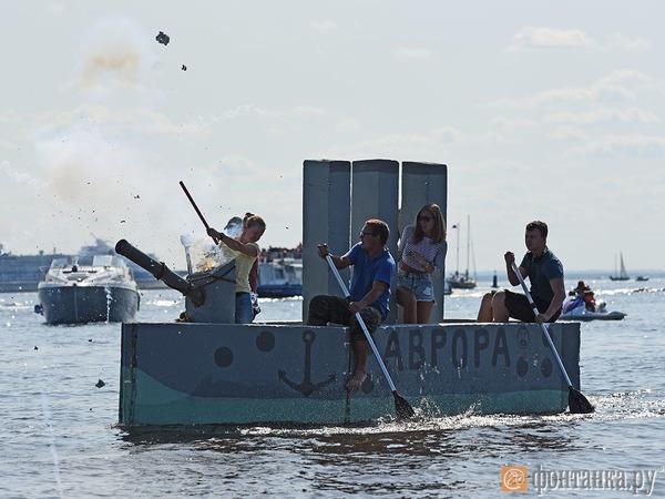«Аврора», «Титаник» и сосуд Гигеи: что плавает в Финском заливе