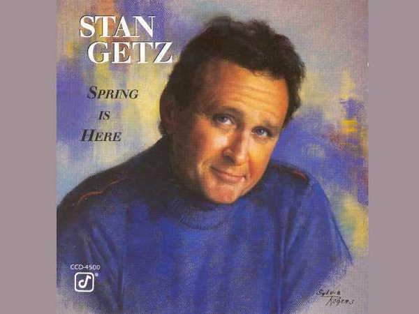 Stan Getz ‎– Spring Is Here