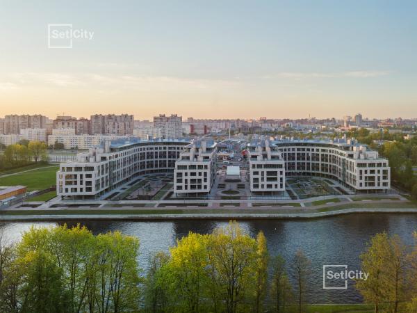 «Петербургская Недвижимость» предлагает квартиры в элитном ЖК Stockholm со скидкой 20%