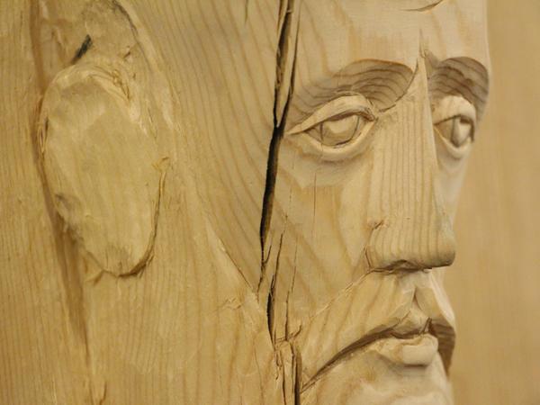 Как снятые балки Екатерининской церкви послужат искусству
