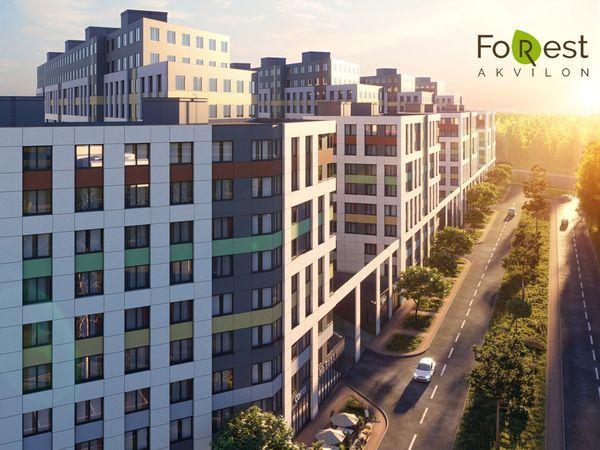 «Аквилон Инвест» вывел в продажу новый жилой комплекс в Приморском районе