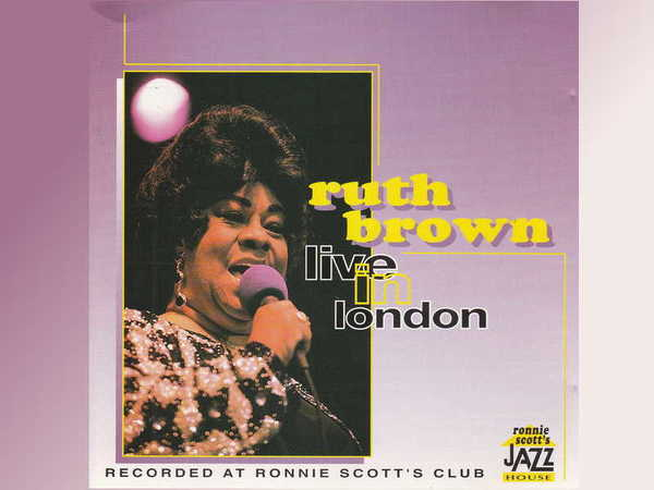 Ruth Brown ‎– Live In London