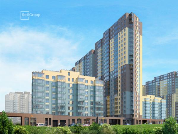 «Петербургская Недвижимость» вывела в продажу большие квартиры в Приморском районе