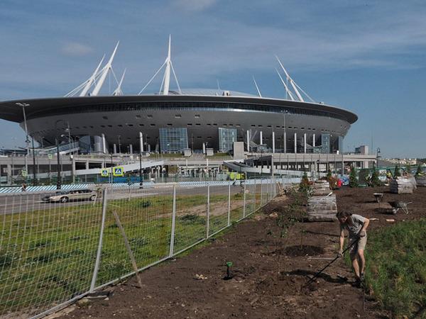 Одного арт-парка мало. Газпром и Смольный вкладывают миллиард в Приморский парк Победы