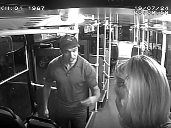 Ударивший кондуктора в лицо за 40 рублей пришел с повинной. Его опознали читатели «Фонтанки»