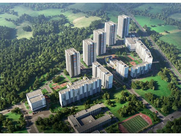 «Группа ЛСР» вывела на рынок новый жилой проект комфорт-класса в заповедном уголке города