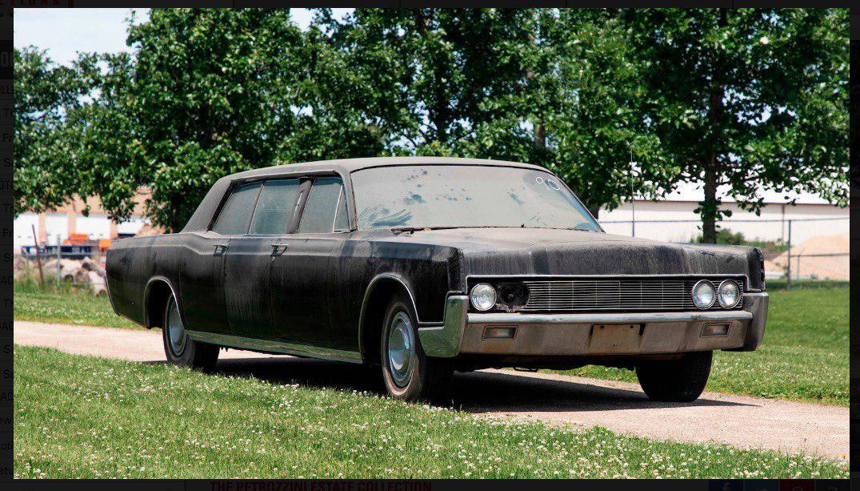 Скриншот с сайта аукционного дома Mecum/mecum.com