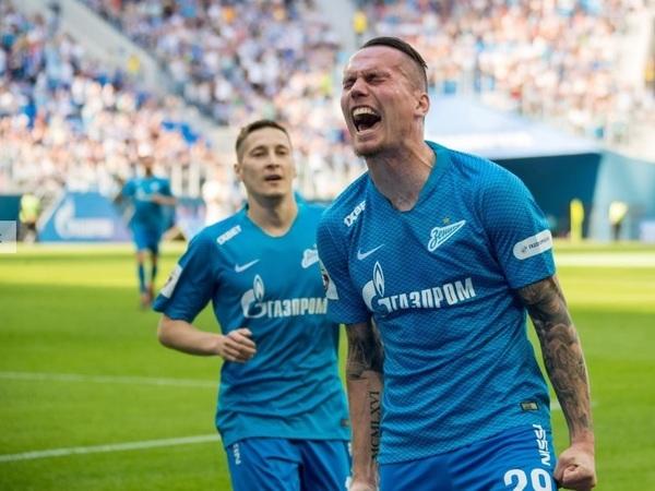 «Прощай, легенда!» Как футбольный бог Зе Болотный покинул «Зенит»