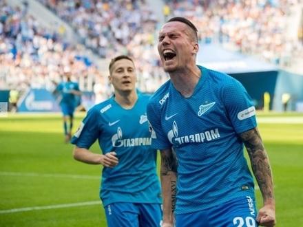 скриншот сайта zenit.ru/Вячеслав Евдокимов / ФК «Зенит»