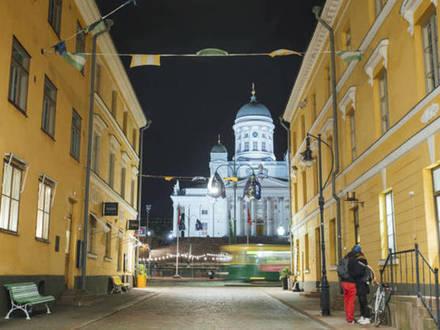Julia Kivela, Visit Helsinki