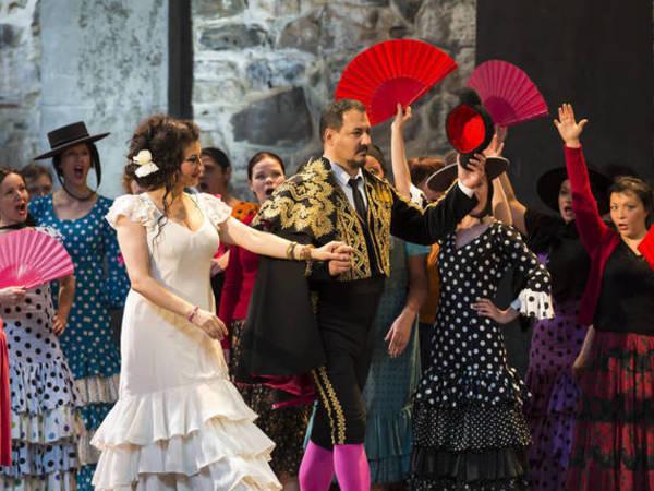 В финской Савонлинне объединят «Кармен», барокко и польскую оперу