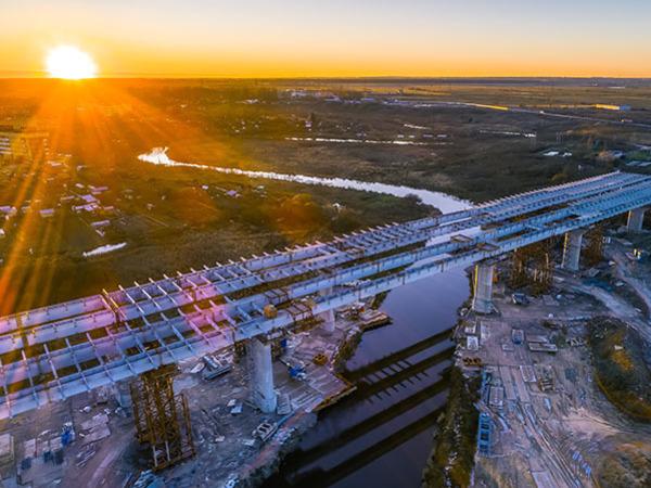 Трасса наивысшей категории. Как строится магистраль М-11 между двумя столицами