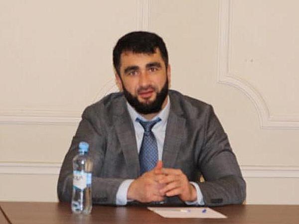 Ислам Хизриев//из личного архива