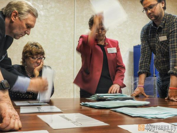 Требуйте пересчета голосов после отстоя результатов. Как оппозиция теряет мандаты в муниципалитетах Петербурга