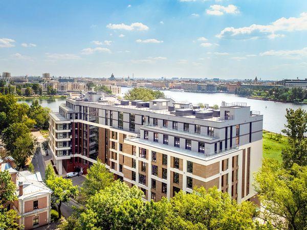 МФК AVATAR: апартаменты для жизни на Петровском острове