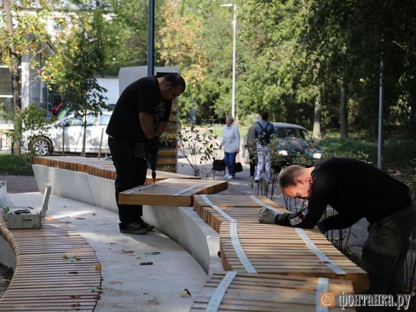 Страхи жителей Московского района воплотятся в пятницу, 13-го. Завтра место притяжения почитателей алкоголя будет готово