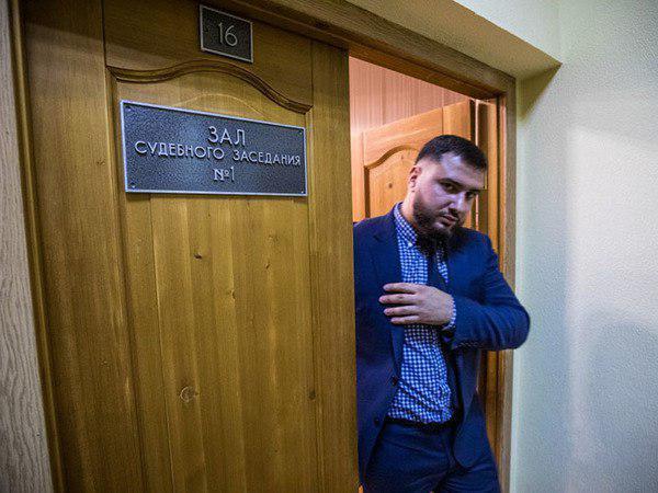 бывший оперативник ФСБ Илья Кирсанов//фото: Давид Френкель