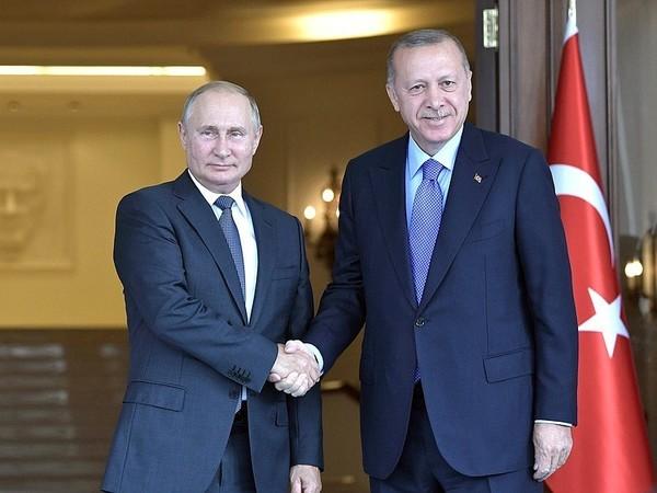 «Разговаривали с глазу на глаз». Путин рассказал о переговорах с Эрдоганом