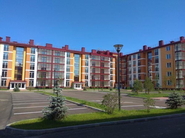 В «Образцовый квартал 4» заселяются первые жильцы