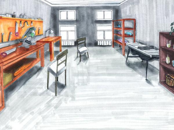Центр «Антон тут рядом» собирает средства на открытие первого в Петербурге инклюзивного креативного пространства