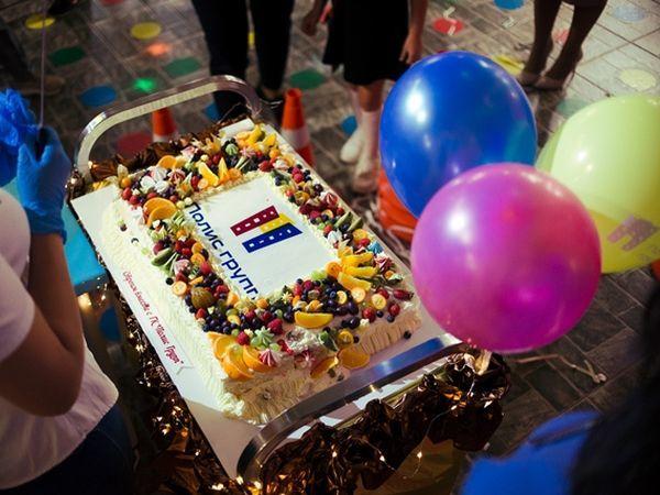 ГК «Полис Групп» организовала детский праздник в поддержку профессии строитель