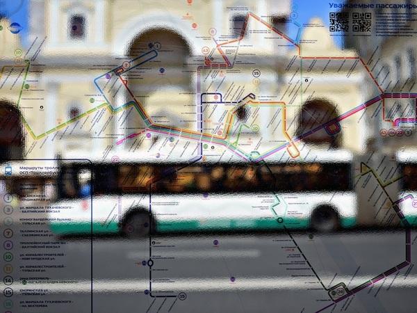 Транспортной реформе может не хватить автобусов. К июлю 2020 года Смольный рискует остаться у разбитого корыта