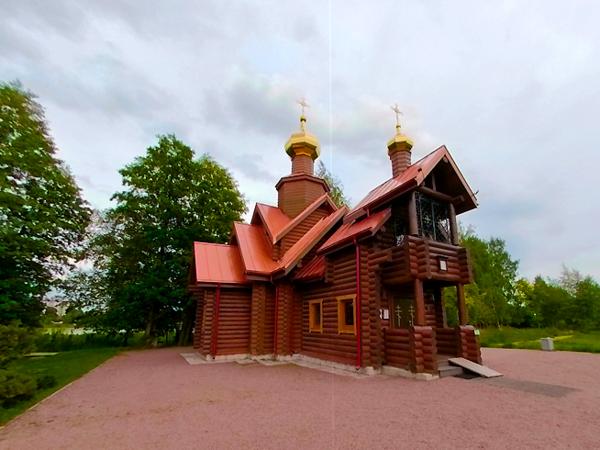 «В интересах воинствующих безбожников». Как православные грозили Смольному в случае сноса церковного самостроя
