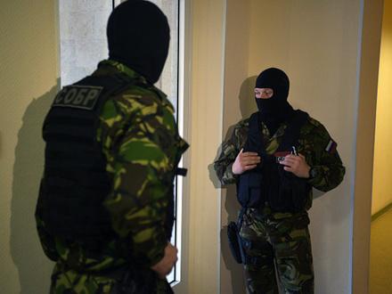 В Петербурге ФСБ пришла за теми, кто брал под ФСБ