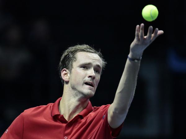 За победу на St. Petersburg Open 2019 сразятся Медведев и Чорич