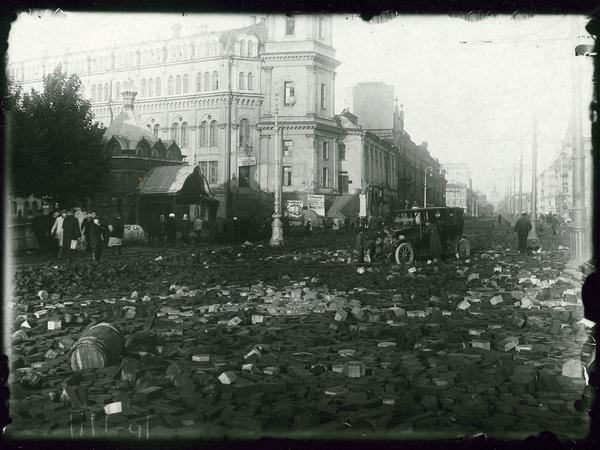 Фото:  Центральный государтственный архив кинофотофонодокументов Санкт-Петербурга