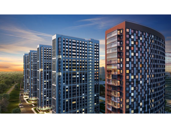 В домах 2-го этапа ЖК «Континенты» доступна ипотека от 4,5% годовых