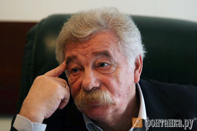 Владимир Грусман, директор Российского этнографического музея