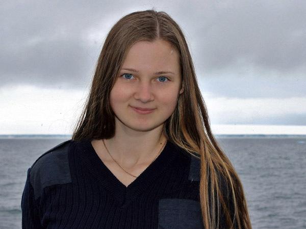 Марина Мигунова, фото предоставлено Андреем Леоновым