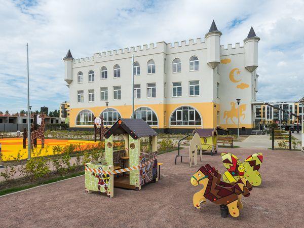 Детский сад в финском городке «Юттери» получил разрешение на ввод в эксплуатацию